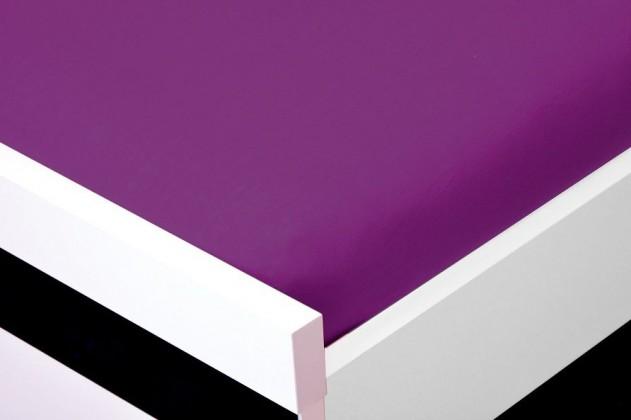 Plachta Jersey, 160x200 (fialové)
