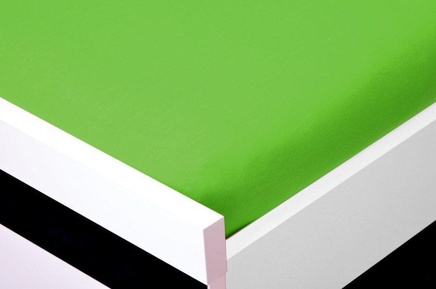 Plachta Jersey, 180x200 (zelené)