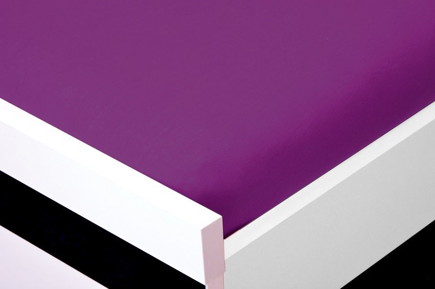 Plachta Jersey, 200x220 (fialové)