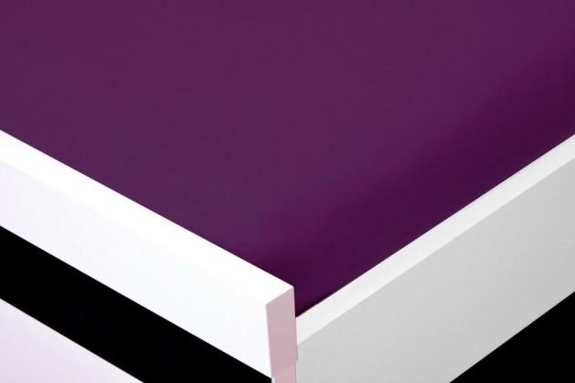 Plachta Jersey, 200x220 (tmavo fialové)