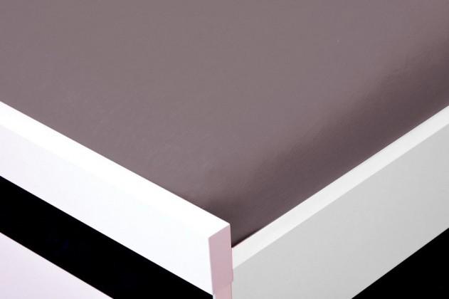 Plachta Jersey, 90x200 (sivé)
