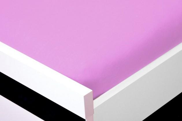 Plachta Jersey, 90x200 (svetlo fialové)
