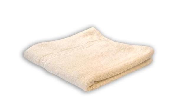 Plana - osuška, 70x140 cm (slonová kosť)