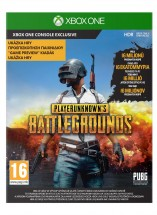 PlayerUnknown's Battlegrounds (Xbox ONE) JSG-00015