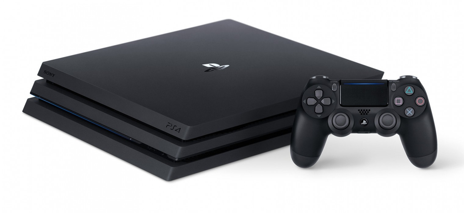 PlayStation 4 PlayStation 4 Pro, 1TB, černá + That's You  PS719953760