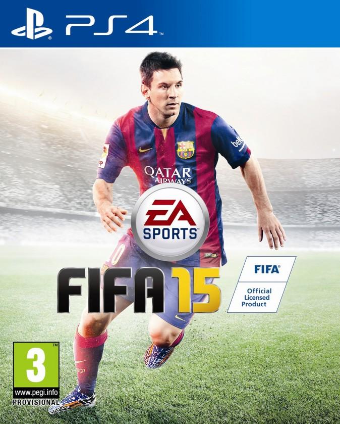 PlayStation 4 PS4 - FIFA 15