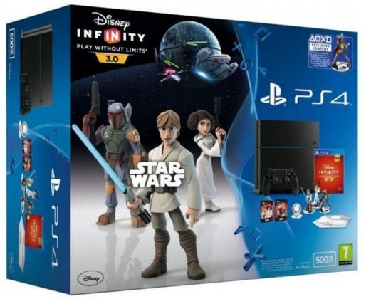 PlayStation 4 SONY PlayStation 4 - 500GB + Disney Infinity