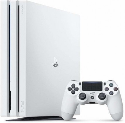 PlayStation 4 Sony PS4 Pro 1TB bílý - Gamma chassis
