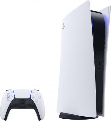 PlayStation 5 Sony PlayStation 5 Digital Edition, bez mechaniky