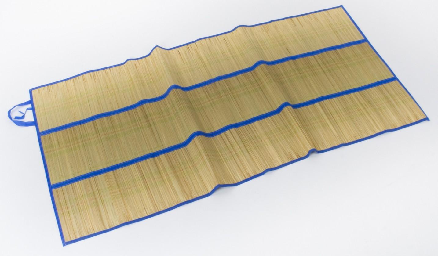 Plážová podložka, 170x80cm, skladacie (béžová)