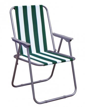 Plážové kresielko (zelená)
