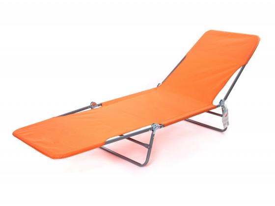 Plážové ležadlo II (oranžové)
