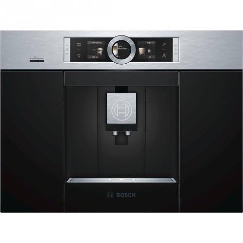 Plně automatický vstavaný kávovar Bosch CTL636ES6, 19 barů