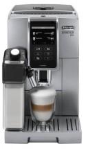 Plnoautomatický kávovar De`Longhi Dinamica Plus ECAM370.95.S + Dárek 4kg kávy Kimbo Juta bag