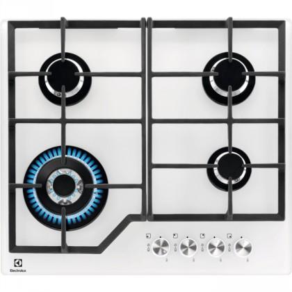 Plynová doska Plynová varná doska Electrolux 600 PRO SpeedBurner KGG6436W