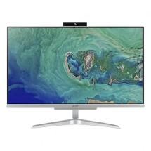 """Počítač Acer Aspire C24-865, ALL-IN-ONE, 23,8"""", i3, strieborná + ZADARMO USB-C/RJ45 redukcia Olpran"""