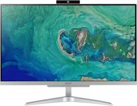 """Počítač Acer Aspire C24-865 ALL-IN-ONE, 23,8"""", i5, strieborná + ZADARMO USB-C Hub Olpran v hodnote 19,9 EUR"""