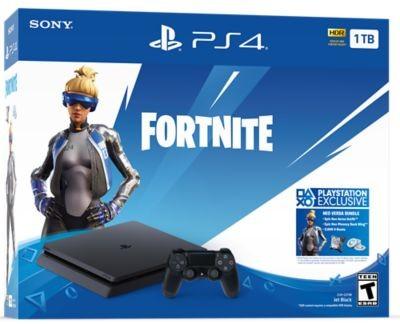 Počítače, tablety ZLACNENÉ Sony PS4 (F Chassis) 500Gb+ Fortnite 2000 V Bucks