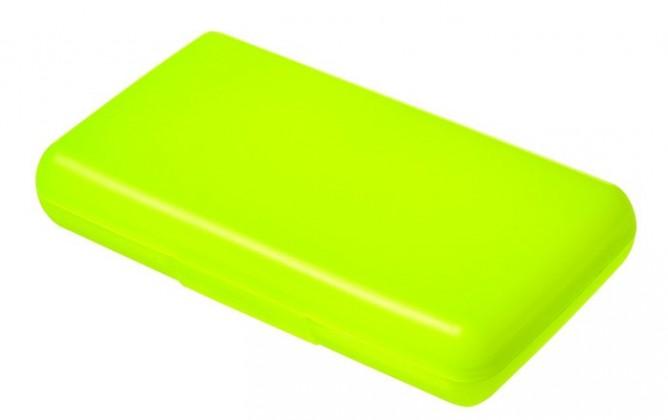 Pocket S (plast, neon, žltá)