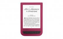 POCKETBOOK 631 Touch HD, červený PB631-R-WW
