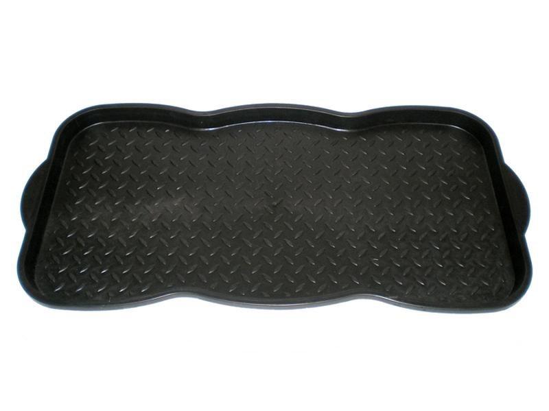 Podložka na boty (čierna)