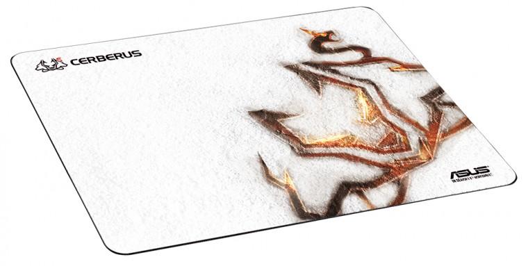 Podložka pod myš Asus Cerberus Gaming Pad (90YH00Y1-BAUA00)