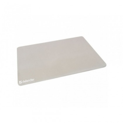 Podložka pod myš Defender Notebook Microfiber Grey ROZBALENO