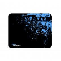 Podložka pod myš E-Blue Mazer Marface M, herné, čiernomodrá