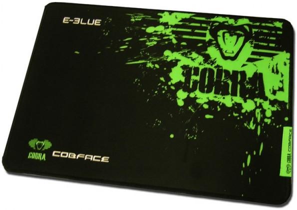Podložka pod myš E-Blue Podložka pod myš Cobra M, herná, čierno-zelená