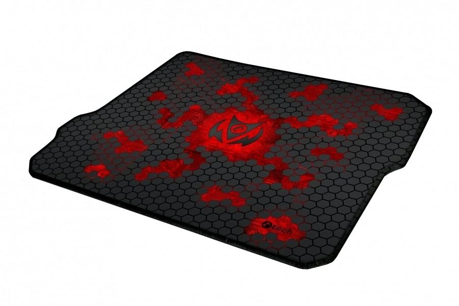Podložka pod myš Herná podložka pod myš C-TECH ANTHEA CYBER RED