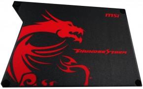 Podložka pod myš MSI, Thunderstorm Aluminum GAMING Mouse Pad