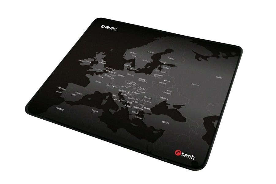 Podložka pod myš Podložka pod myš C-TECH Europe (MP-01E)
