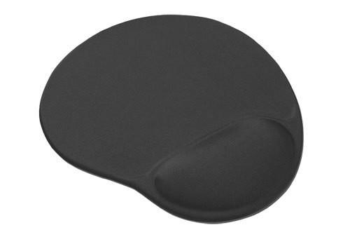 Podložka pod myš TRUST Podložka pod myš Bigfoot Gel Mouse Pad,čierna,gelová