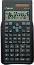Pokročilá vedecká kalkulačka Canon F-715SG, solárne, 250 funkcií
