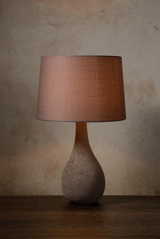 Polli - lampička, 40W, E14 (hnedá)