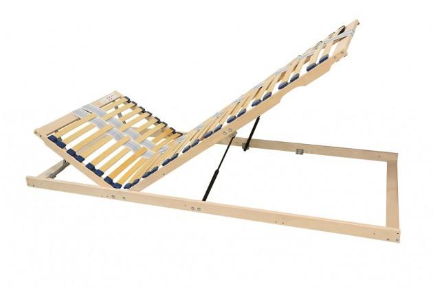 Polohovacie rošty Rošt Double Expert Pneu polohovací, predný výklop, 80x200 cm