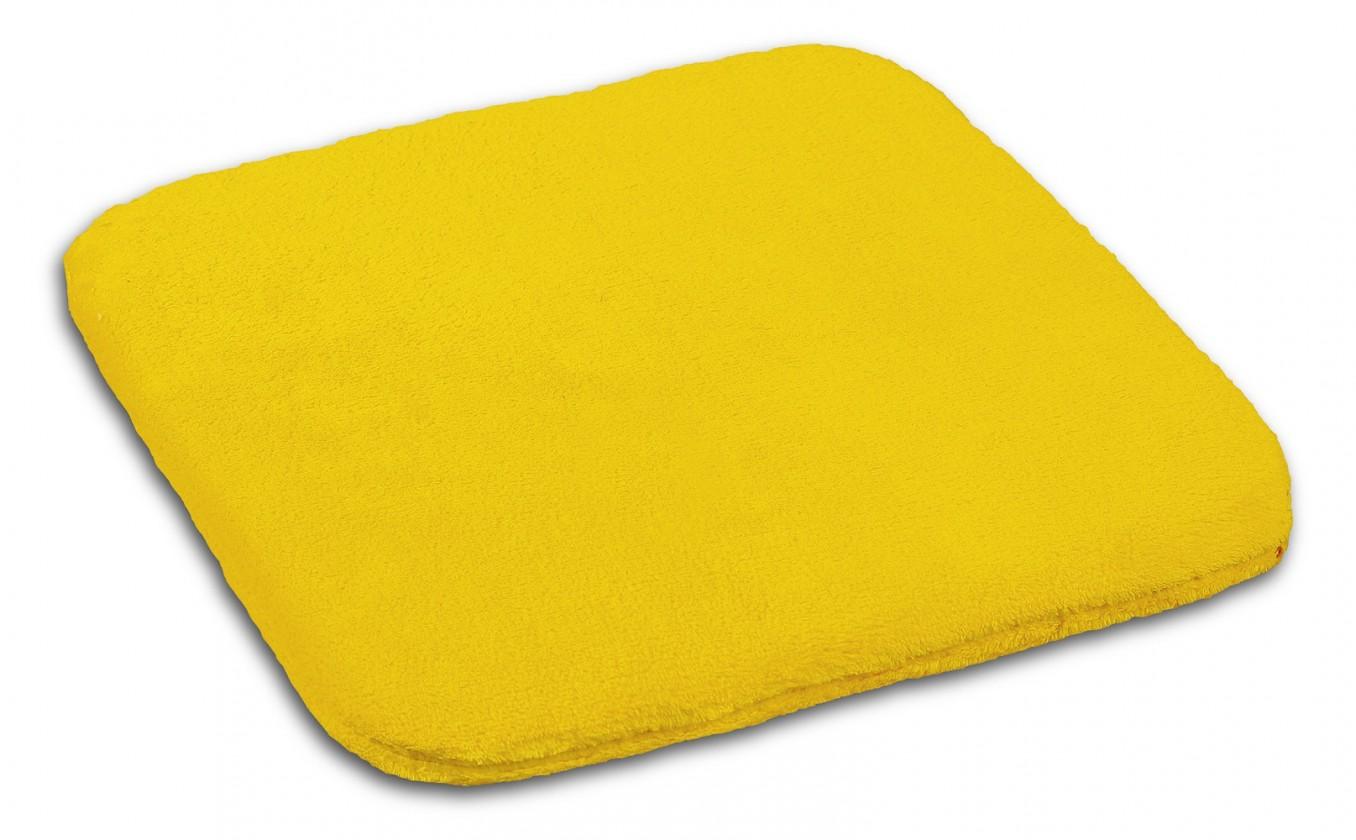 Polster Korall micro - 40x40cm (žltá)
