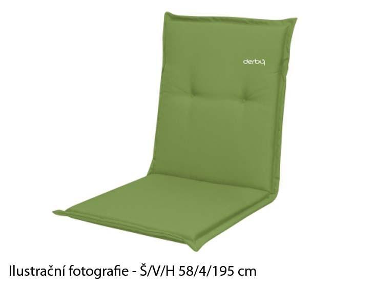 Polster Look 836 - Polstr, lôžko (zelená)