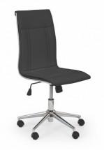 Porto - Kancelárska stolička, nosnosť 90 kg (čierna)