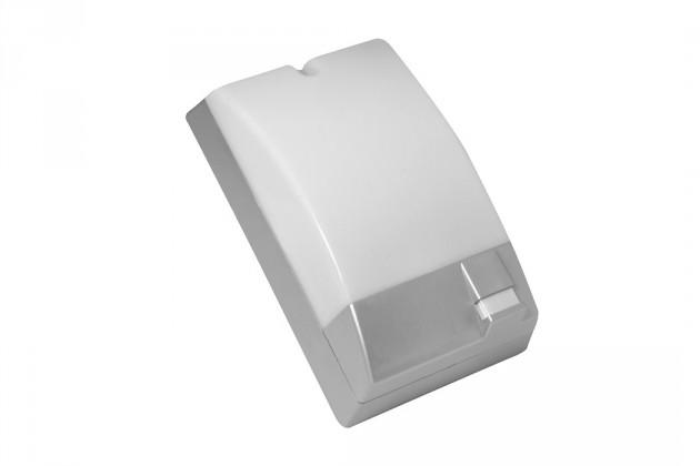Porto S - vonkajšie svietidlo, E27, 60W (strieborná)