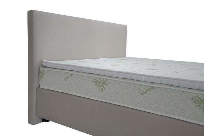 Vrchný matrac na posteli Boxspring