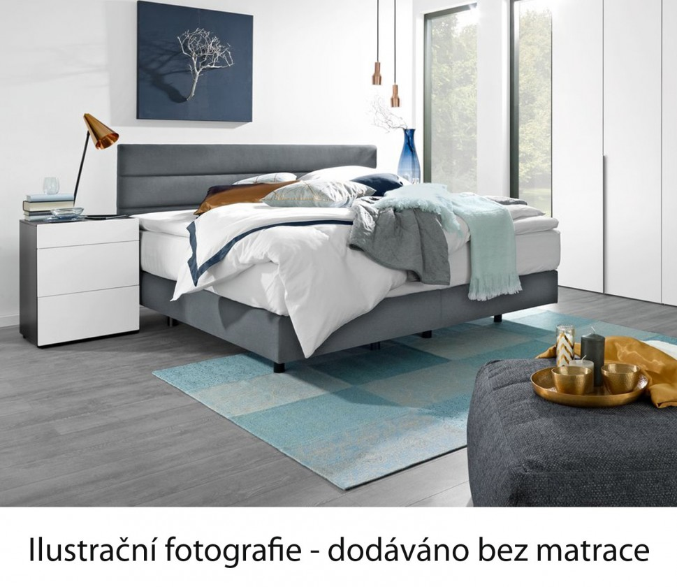 Postel Boxspring Level 200x140 (feel X102)