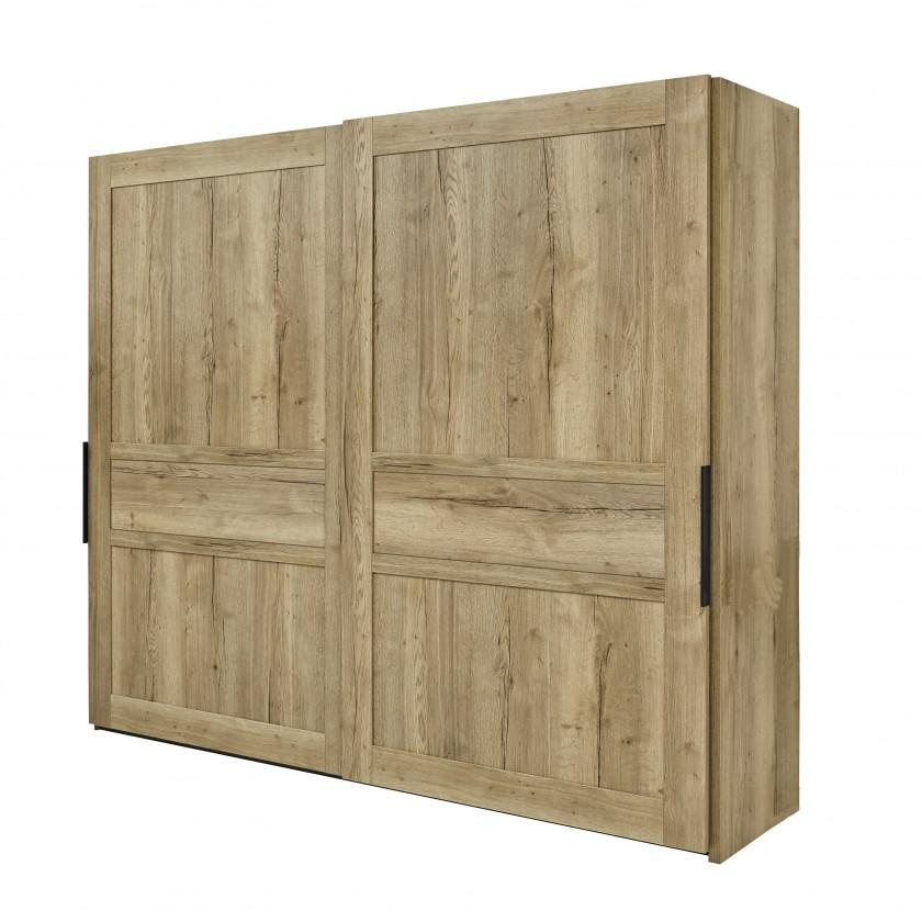 Posuvná Tender - 577202 (divoký dub natur/divoký dub natur feelwood)