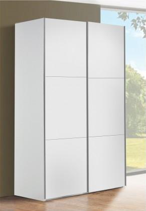 Posuvná TRIO1 - Skriňa, 152x213x67 (biela)