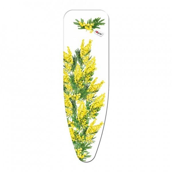 Poťah na žehliacu dosku, 110x33 cm (motív Mimosa)