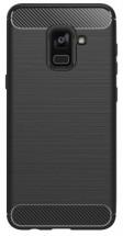 Pouzdro Carbon Samsung Galaxy A6(18)/black