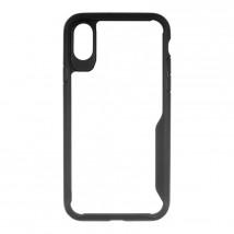 Pouzdro Col Frame iPhone X black