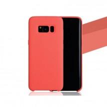 Pouzdro Liquid Samsung Galaxy S8 red