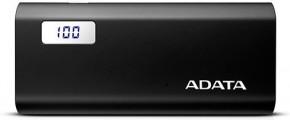 Powerbank ADATA AP 12500mAh, čierna