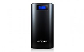 Powerbank ADATA AP 20000mAh, čierna